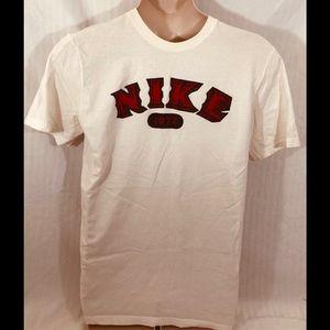 Nike 1972 vintage T-shirt white size large